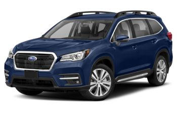 2021 Subaru Ascent - Abyss Blue Pearl