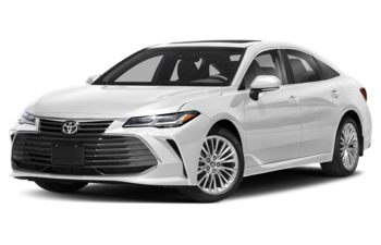 2021 Toyota Avalon - Wind Chill Pearl