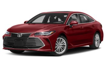 2021 Toyota Avalon - Ruby Flare Pearl