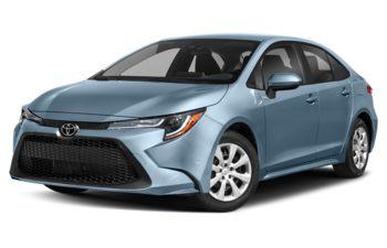 2021 Toyota Corolla - Celestite