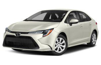 2020 Toyota Corolla - Blizzard Pearl