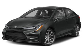 2020 Toyota Corolla - Black Sand Pearl