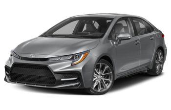 2021 Toyota Corolla - Cement Grey w/Black Roof