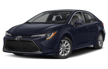 2021 Toyota Corolla - Blueprint