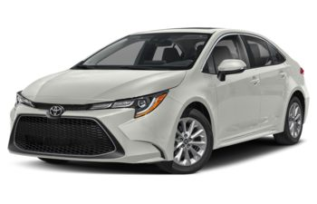 2021 Toyota Corolla - Blizzard Pearl