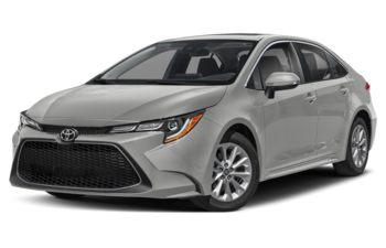 2021 Toyota Corolla - Classic Silver Metallic