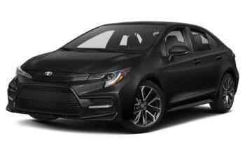 2021 Toyota Corolla - Black Sand Pearl