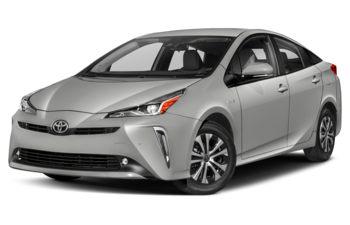 2021 Toyota Prius - Classic Silver Metallic