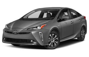 2021 Toyota Prius - Magnetic Grey Metallic