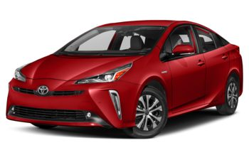 2021 Toyota Prius - Supersonic Red