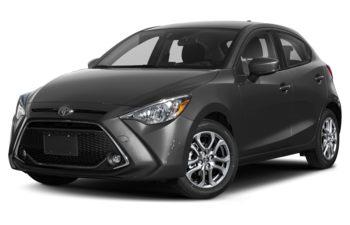 2020 Toyota Yaris - Graphite
