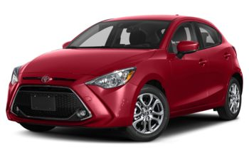 2020 Toyota Yaris - Pulse