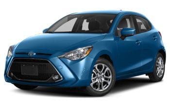 2020 Toyota Yaris - Sapphire