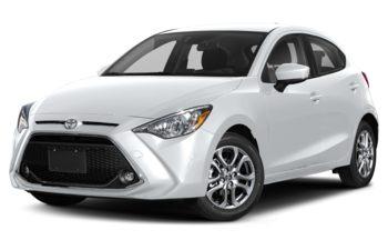 2020 Toyota Yaris - Icicle