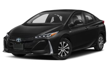 2020 Toyota Prius Prime - Midnight Black Metallic