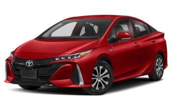 2020 Toyota Prius Prime - Supersonic Red