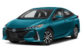 2020 Toyota Prius Prime - Blue Magnetism