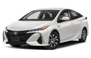 2021 Toyota Prius Prime - Wind Chill Pearl