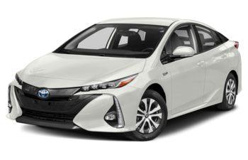 2020 Toyota Prius Prime - Blizzard Pearl