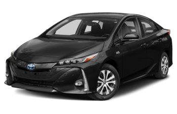2021 Toyota Prius Prime - Midnight Black Metallic