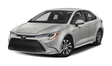 2021 Toyota Corolla Hybrid Base w/Li Battery
