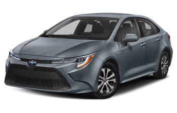 2020 Toyota Corolla Hybrid - Celestite