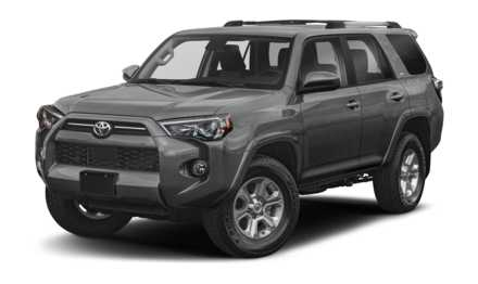 2021 Toyota 4Runner Base