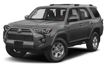 2020 Toyota 4Runner - Magnetic Grey Metallic