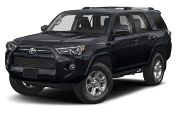 2021 Toyota 4Runner - Midnight Black Metallic