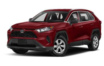 2020 Toyota RAV4 - Ruby Flare Pearl