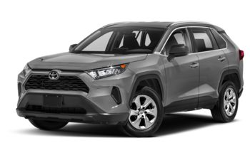 2020 Toyota RAV4 - Magnetic Grey Metallic