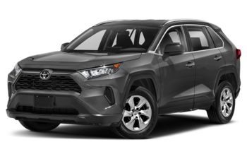 2021 Toyota RAV4 - Magnetic Grey Metallic