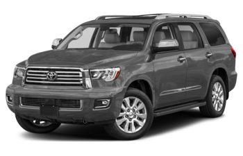 2021 Toyota Sequoia - Magnetic Grey Metallic