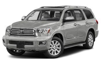 2021 Toyota Sequoia - Celestial Silver Metallic