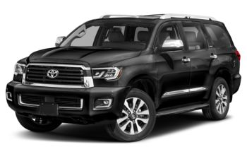 2021 Toyota Sequoia - Midnight Black Metallic