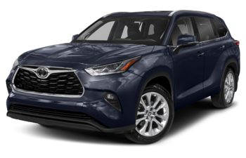 2021 Toyota Highlander - Blueprint
