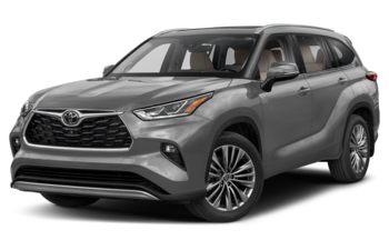 2020 Toyota Highlander - Celestial Silver Metallic