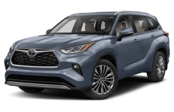 2020 Toyota Highlander - Midnight Black Metallic