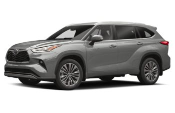 2020 Toyota Highlander Hybrid - Celestial Silver Metallic