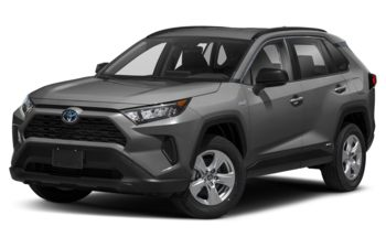 2020 Toyota RAV4 Hybrid - Magnetic Grey Metallic