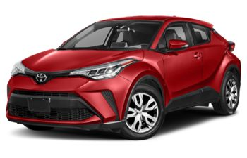 2020 Toyota C-HR - Blue Eclipse Metallic