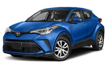 2020 Toyota C-HR - Supersonic Red
