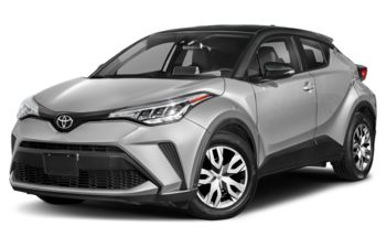 2021 Toyota C-HR - Hot Lava w/Black Roof