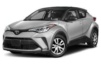 2020 Toyota C-HR - Hot Lava w/Black Roof