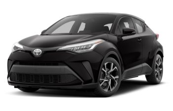 2020 Toyota C-HR - Magnetic Grey Metallic
