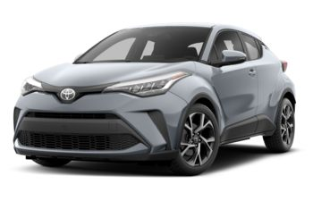 2020 Toyota C-HR - Silver Knockout Metallic