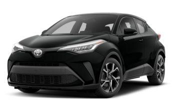 2020 Toyota C-HR - Black Sand Pearl