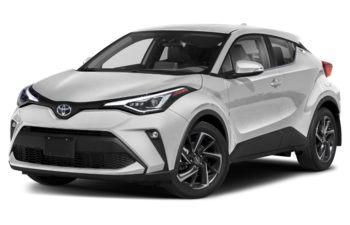2020 Toyota C-HR - Silver Knockout Metallic