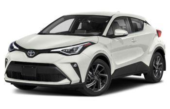 2021 Toyota C-HR - Blizzard Pearl