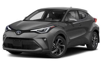 2021 Toyota C-HR - Magnetic Grey Metallic